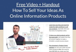 Yaro Starak - What Products You Can Sell