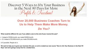 5 Ways to 10x Your Business